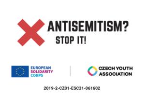 Antisemitism? Stop it!
